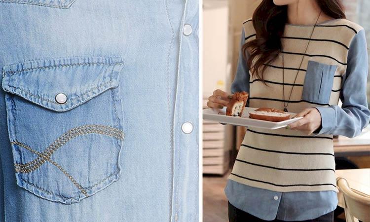 3 camicia-maglione=TOP