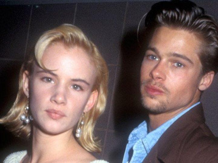 Brad Pitt y Juliette Lewis