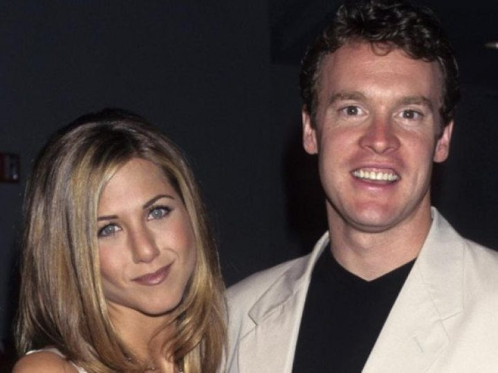 Jennifer Aniston y Tate Donovan