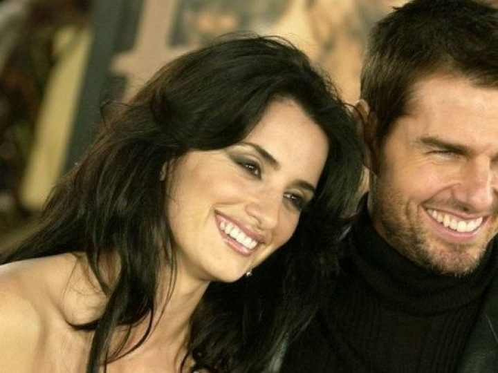 Tom Cruise y Penelope Cruz