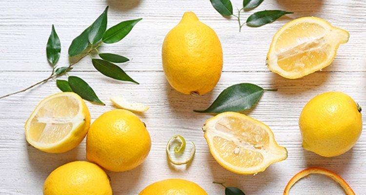 perfume de limón