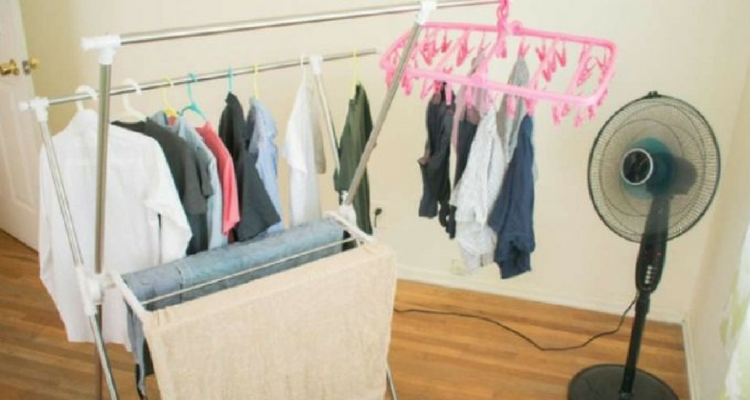 secar ropa en casa