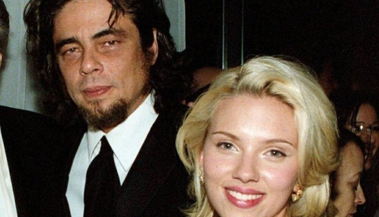 Scarlett Johanssony Benicio del Toro