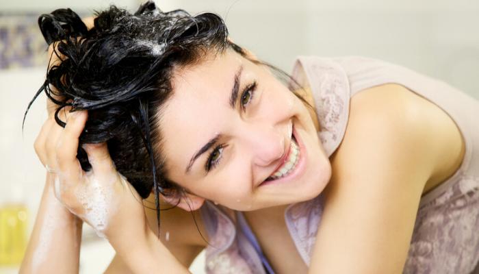 inverno lavare capelli